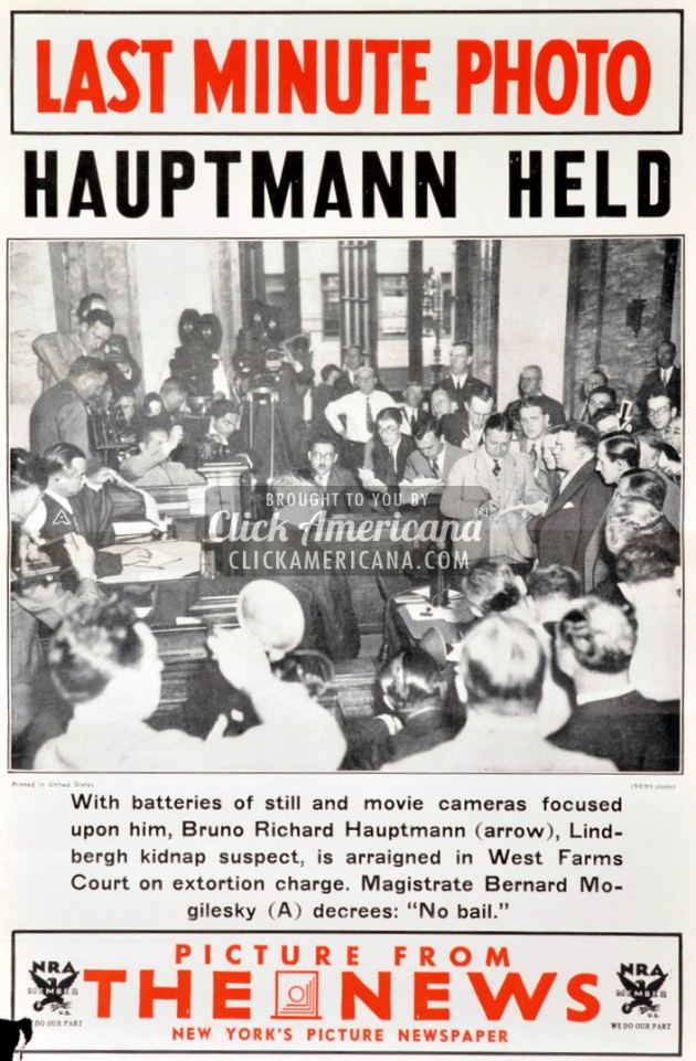 Bruno Hauptmann-no-bail