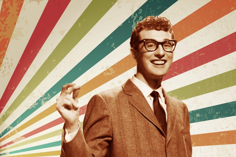 Buddy Holly - Click Americana