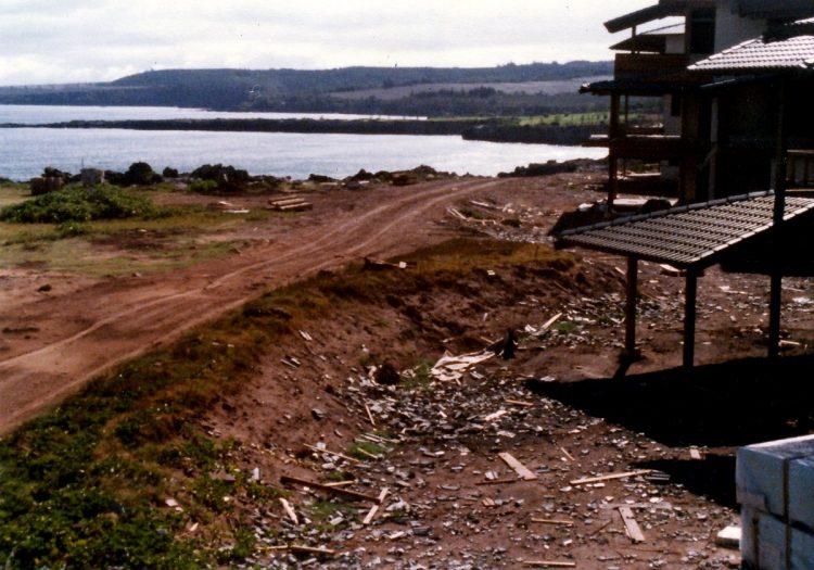 Building the Kapalua Bay Villas in the 70s