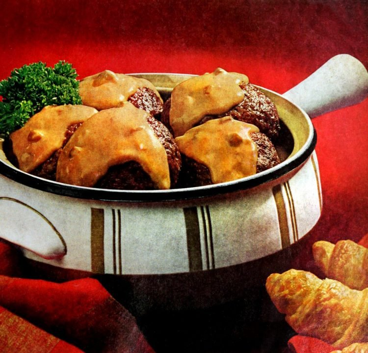 Burger Bundles casserole (1968)