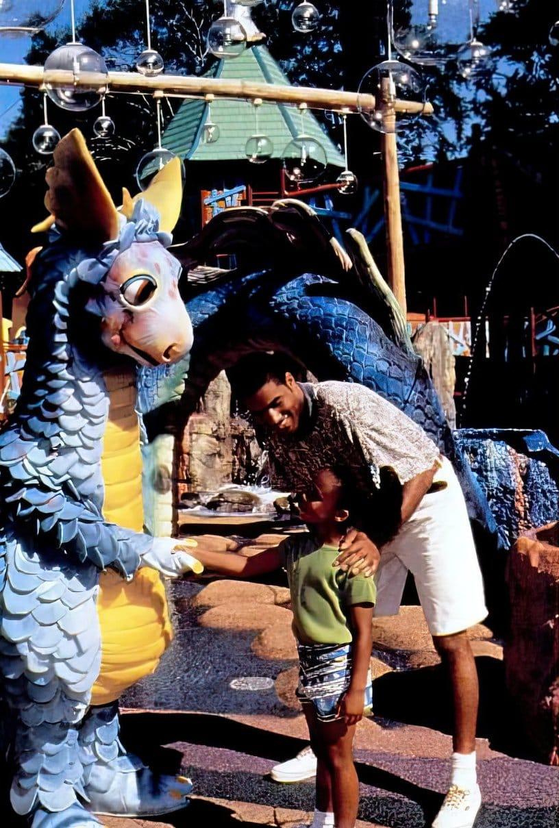 Busch Gardens - Dumphrey (1990s)