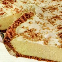 Busy-day lemon cheesecake