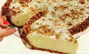 Busy-day lemon cheesecake recipe