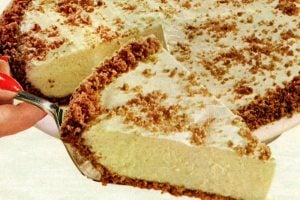 Busy-day lemon cheesecake recipe