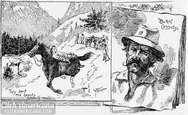 Butch Cassidy story 1898a