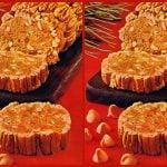 Butterscotch yule log A retro recipe for a sweet Christmas treat (1967)
