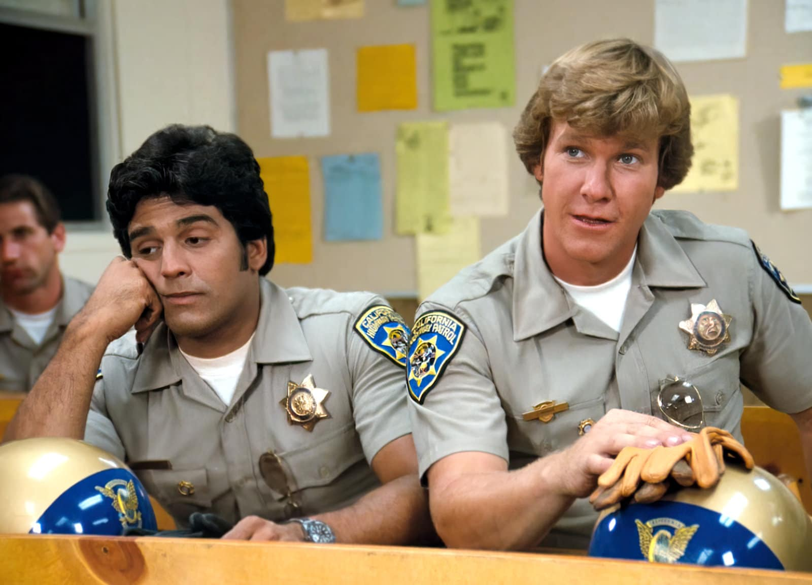 CHiPs TV motorcycle cops Ponch and John