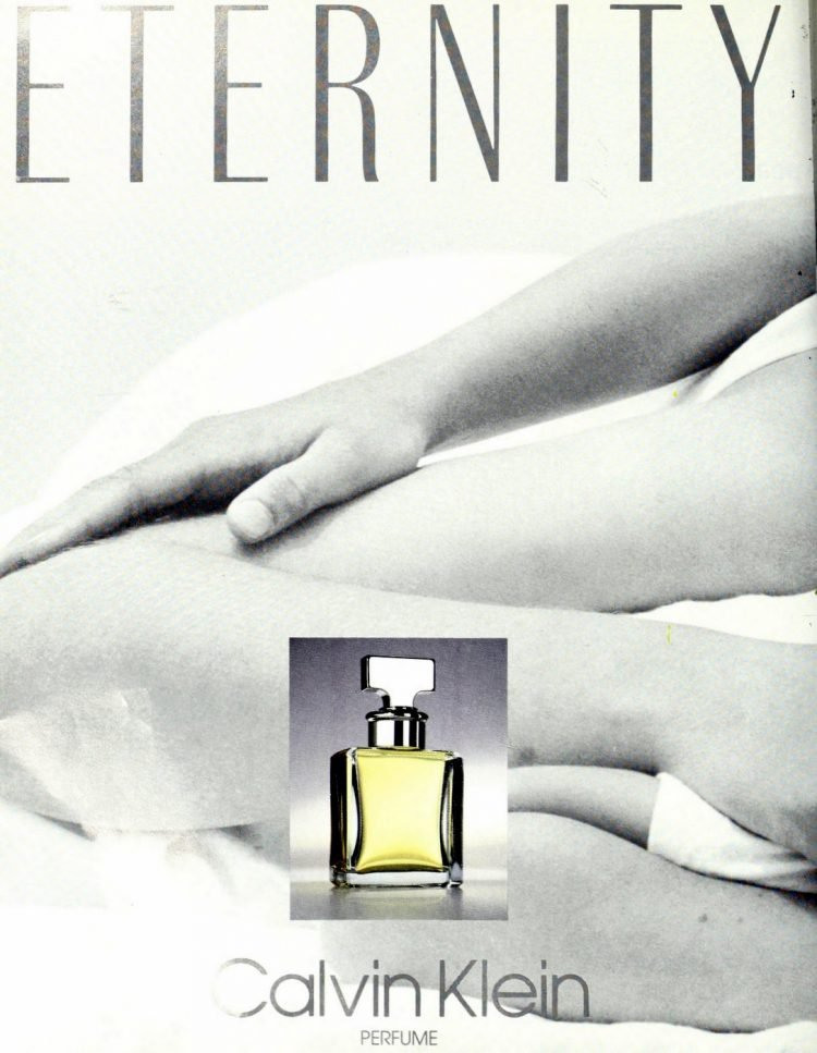 Calvin Klein Eternity - 1989