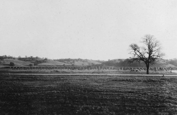 Camp Roberts Field Artillery Training Center WWII 1942