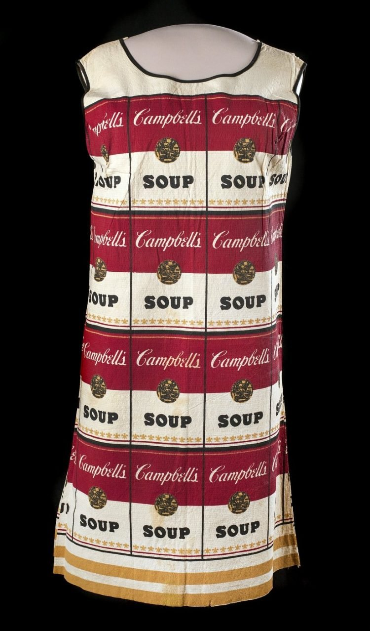 The Souper Dress - Campbell's