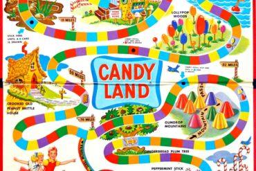 Candyland 1960s