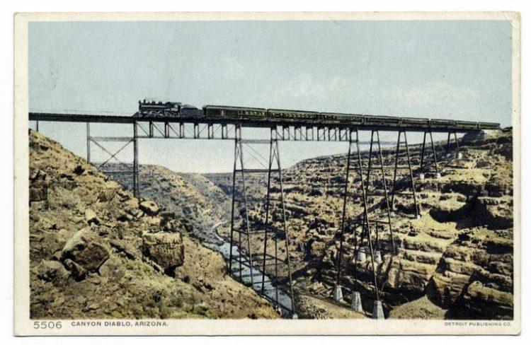 Canyon Diablo, Ariz