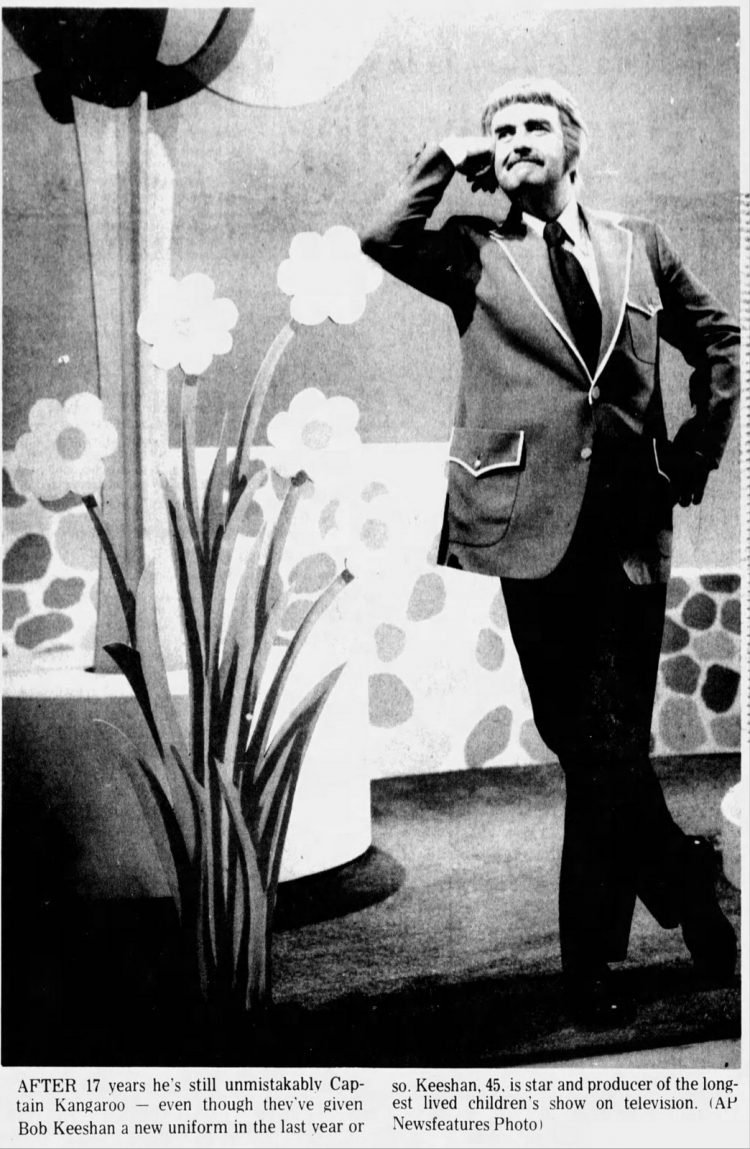 Captain Kangaroo 1972