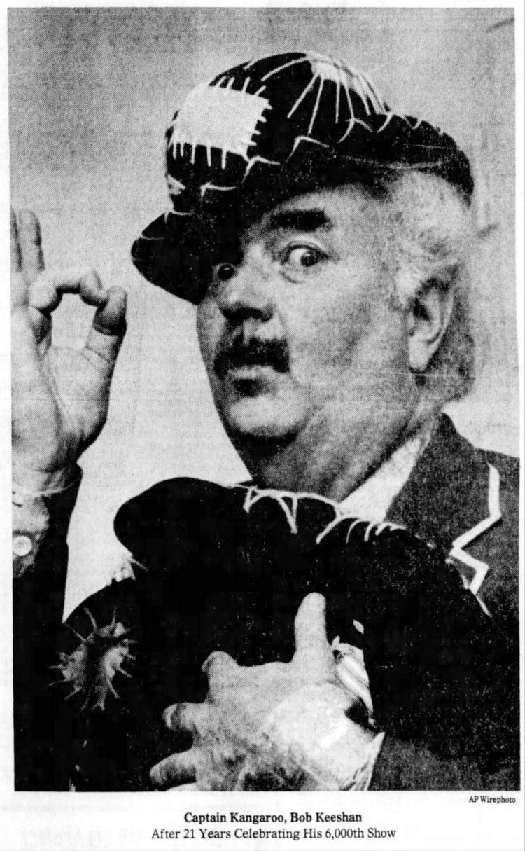 Captain Kangaroo 1976