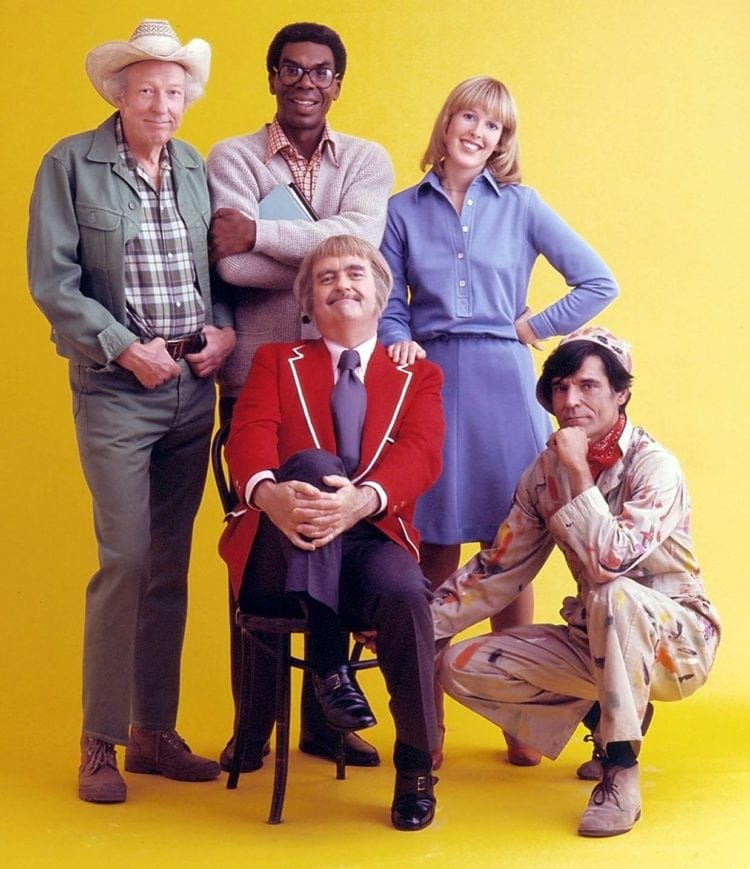Captain Kangaroo cast