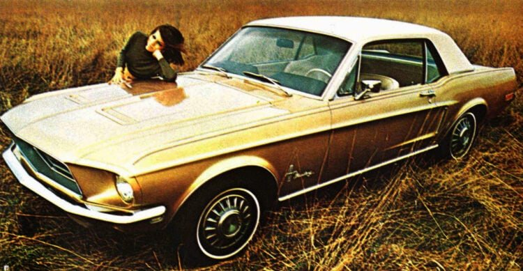 Car buyer guide How to pick the best 68 Fords (2)