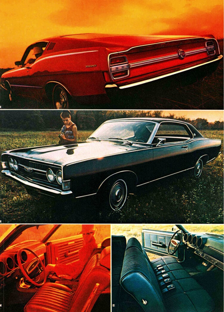 Vintage Car buyer guide - How to pick the best 68 Fords (3)