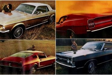 Car buyer's guide to 68 Fords