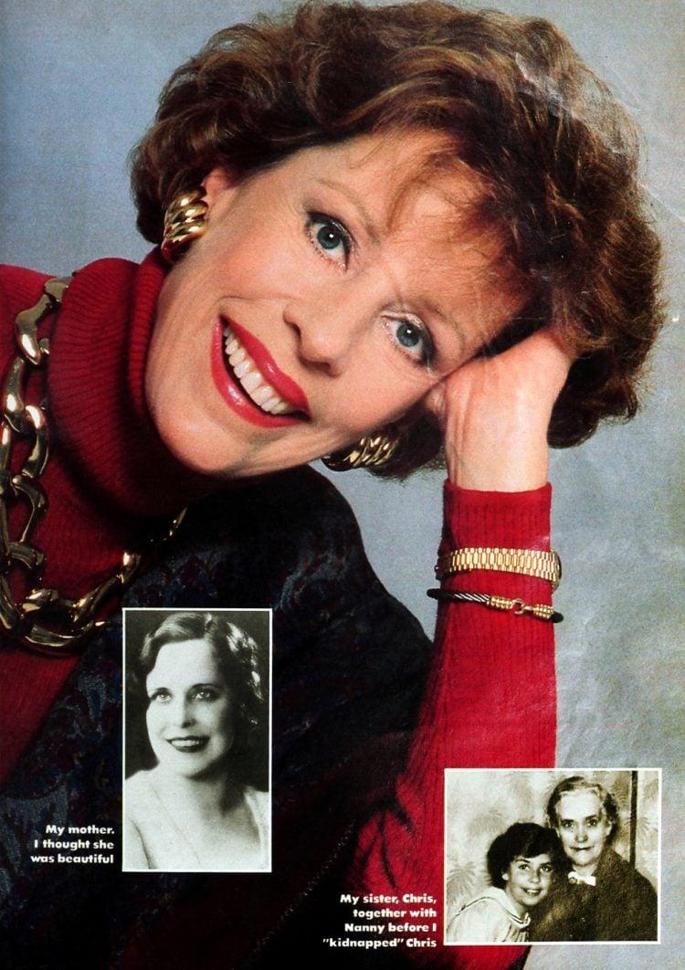 Carol Burnett 1986