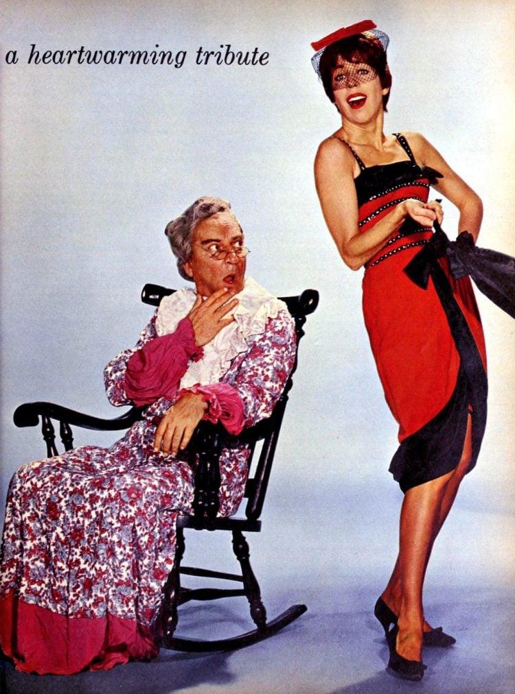 Carol Burnett in 1962 (1)
