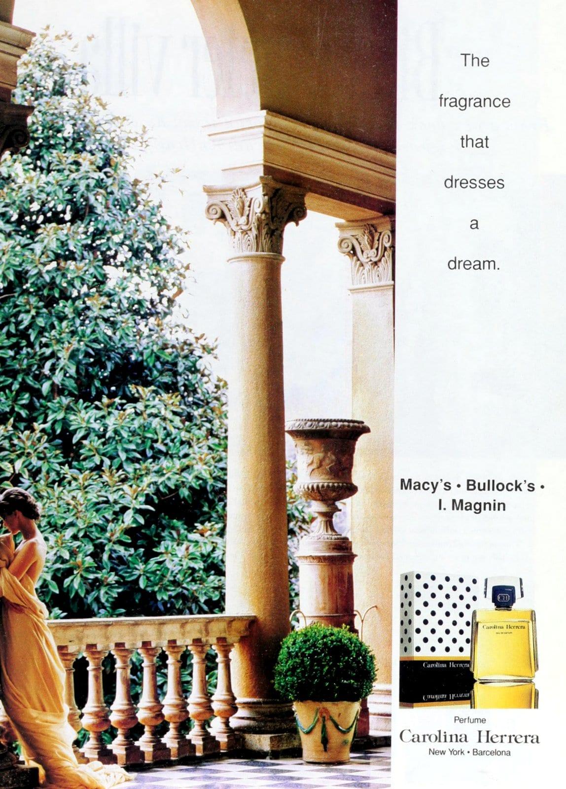 Carolina Herrera perfume (1994) at ClickAmericana.com