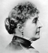 Caroline Lavinia Scott Harrison