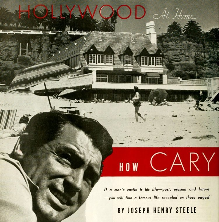 Cary Grant's home in 1940 (2)