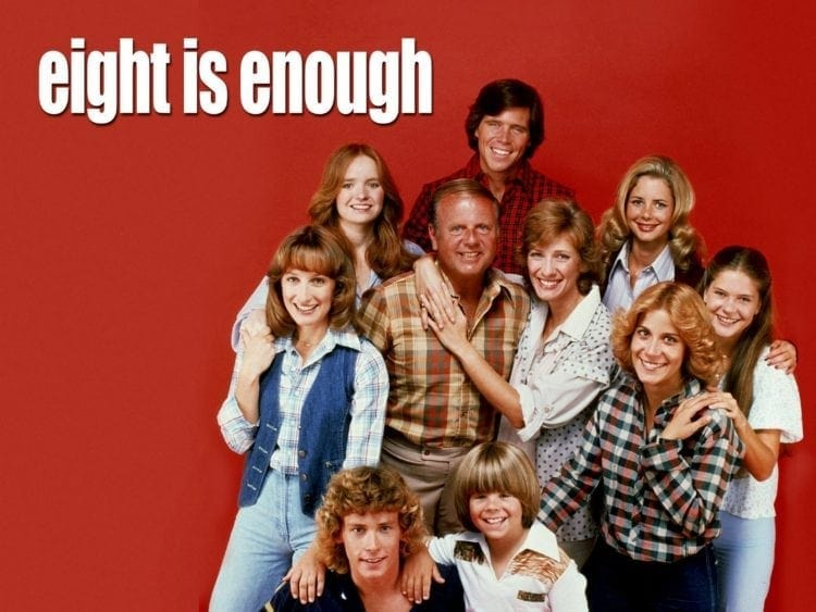 Cast of Eight is Enough TV show