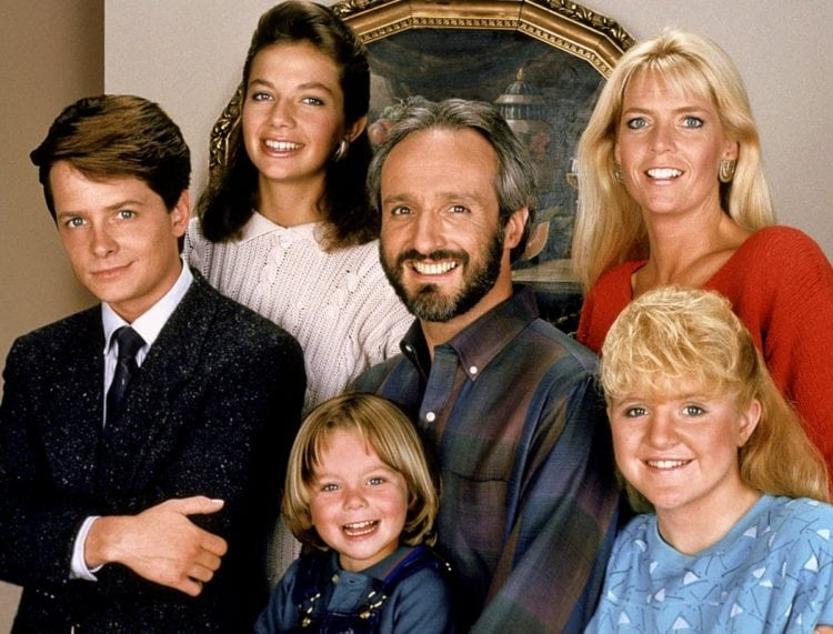 Family Ties: A hit TV show all on its own (1985)