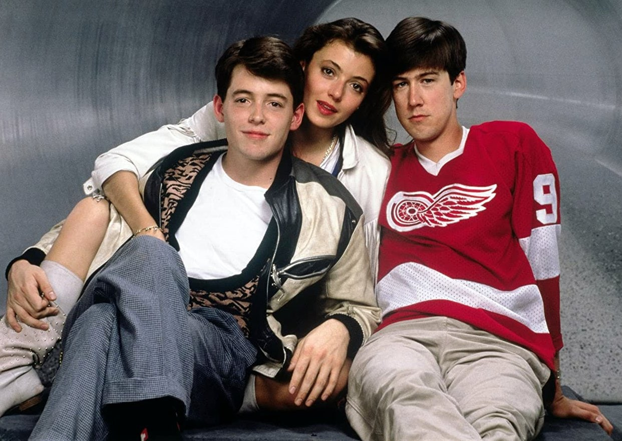 Cast of Ferris Bueller's Day Off (1986)