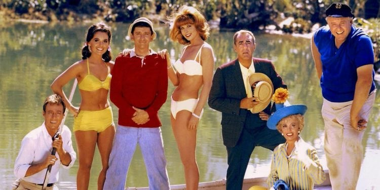 Gilligan's Island upsets the ratings applecart