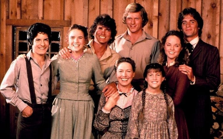 Cast of Little House on the Prairie (LHOP) - Ingalls