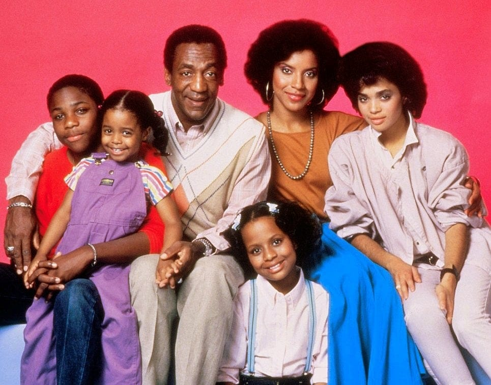 Cast of The Cosby Show - TV history