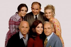 Cast of The Mary Tyler Moore Show