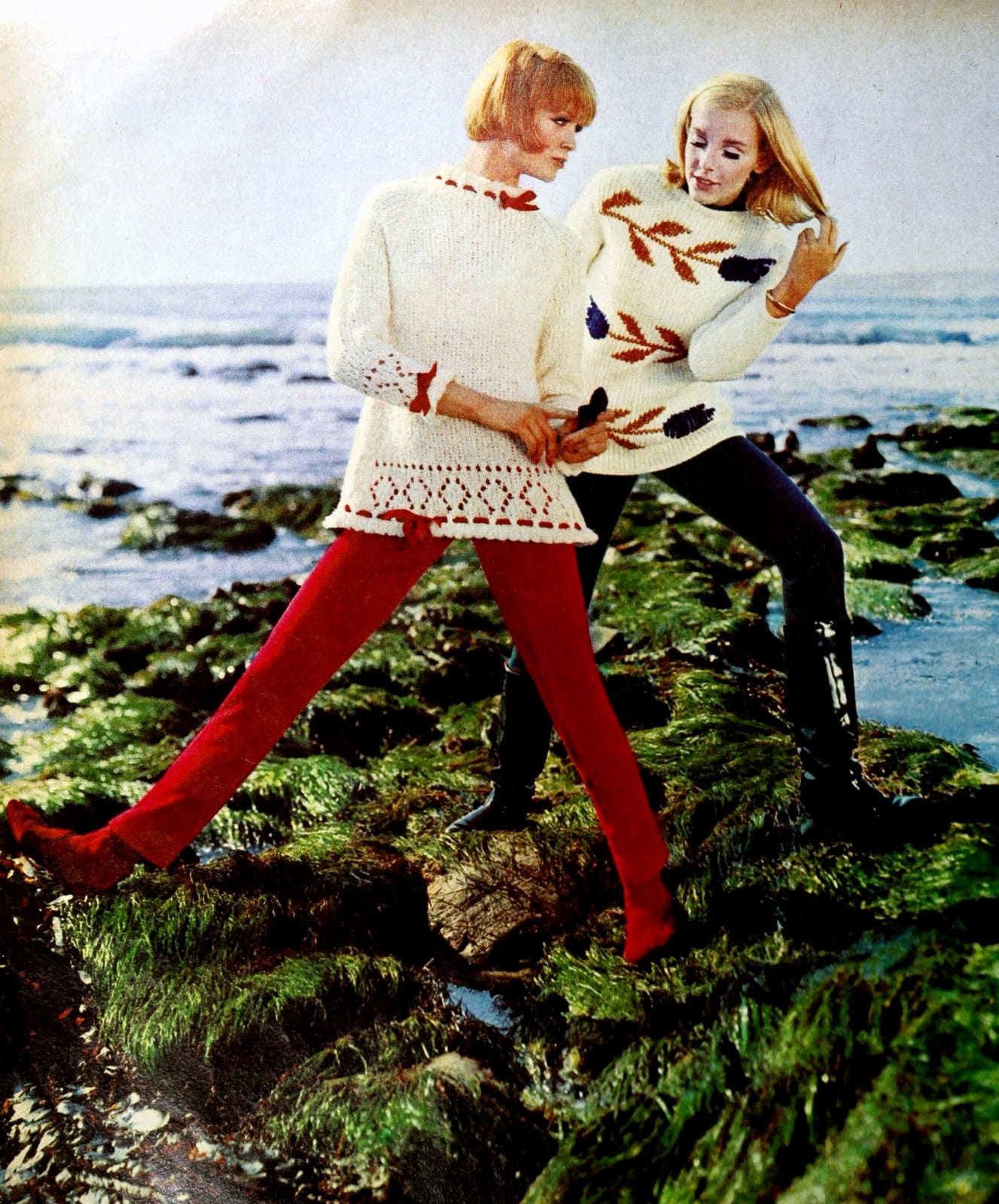 Catalina fashions for women from the sixties (1965)