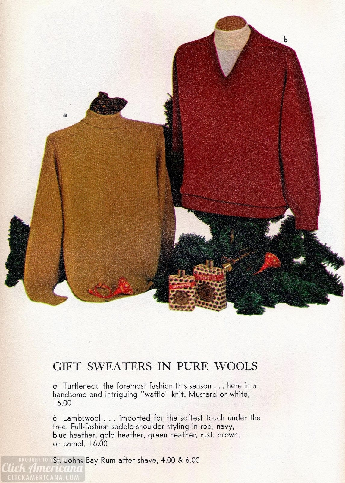 Catalog of gifts for men and boys from M Shwartz & Co. 1968 (10)