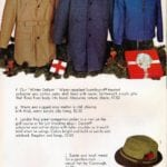 Vintage coats, jackets and hats for men