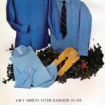'60s-style gift shirts with fashion flair - Host jacket, turtleneck shirt