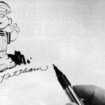 Celebrity autographs for Sheaffer pens (1976)
