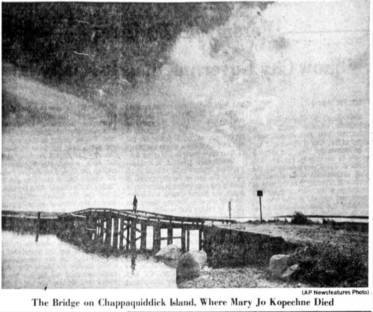 Chappaquiddick - bridge