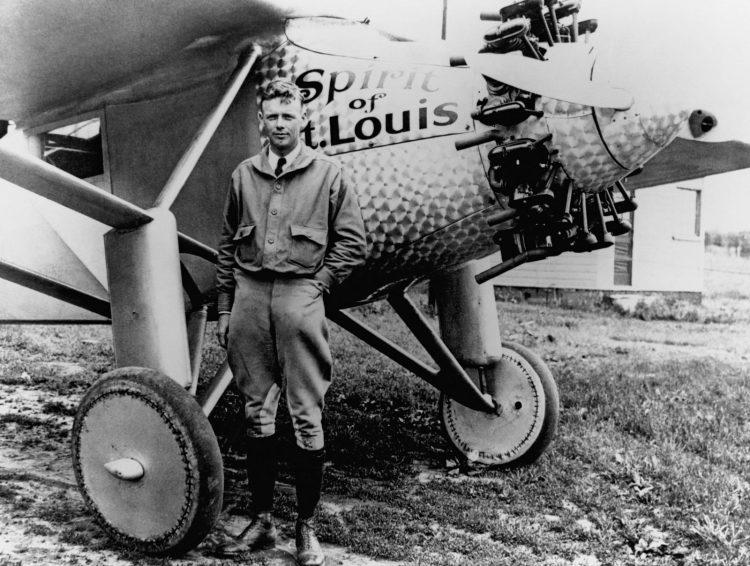 Charles-Lindbergh-aviator-spirit-of-st-louis