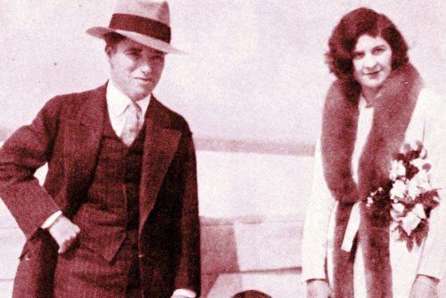 Charlie Chaplin's wife says Hollywood marriages destined to fail