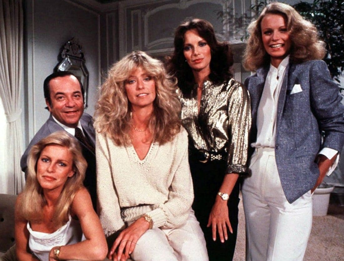 Charlie's Angels TV cast