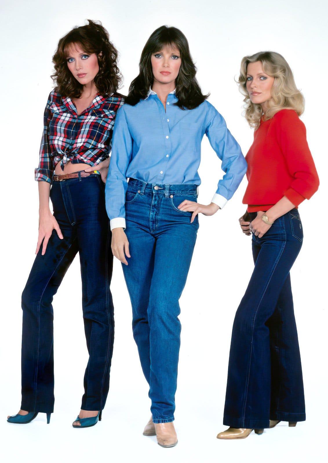 Charlie's Angels TV show - Season 5 (1980)