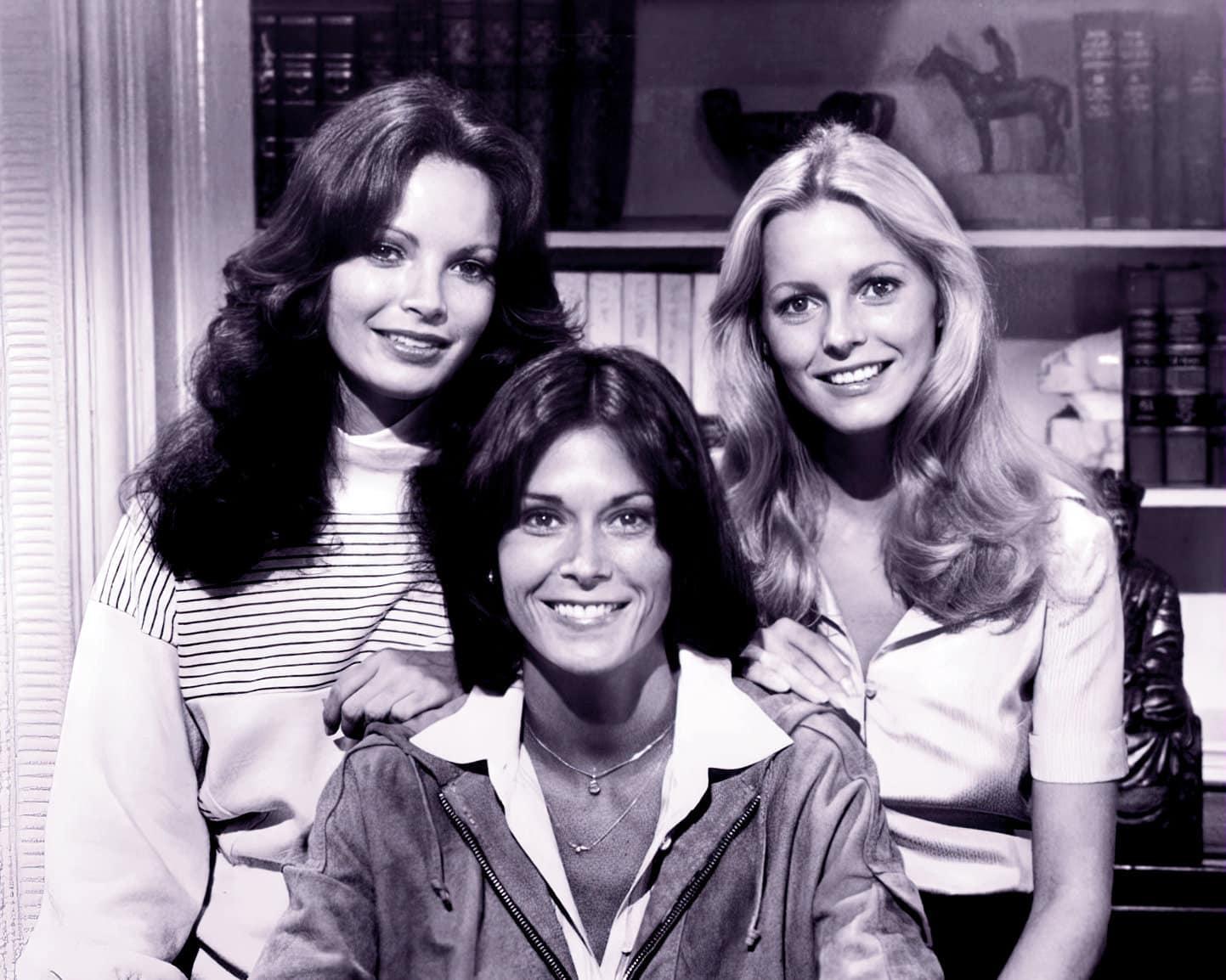 Charlie's Angels cast - Season 2 (1977)