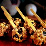 Cheerios on a stick Just add peanut butter, marshmallows & mix-ins (1980)
