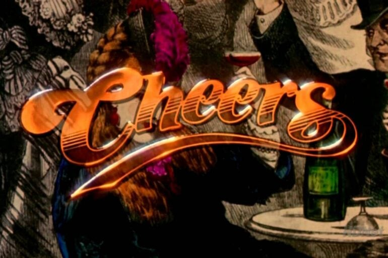 Cheers TV show logo