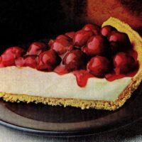 Cheery cherry cheese pie recipe
