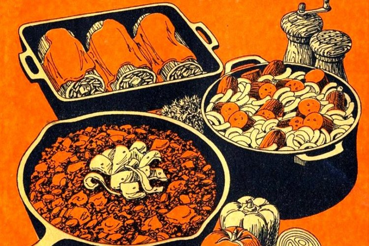 Cheez Whiz recipes 1974