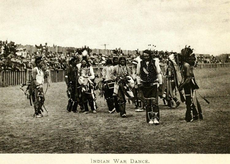 Indian War Dance